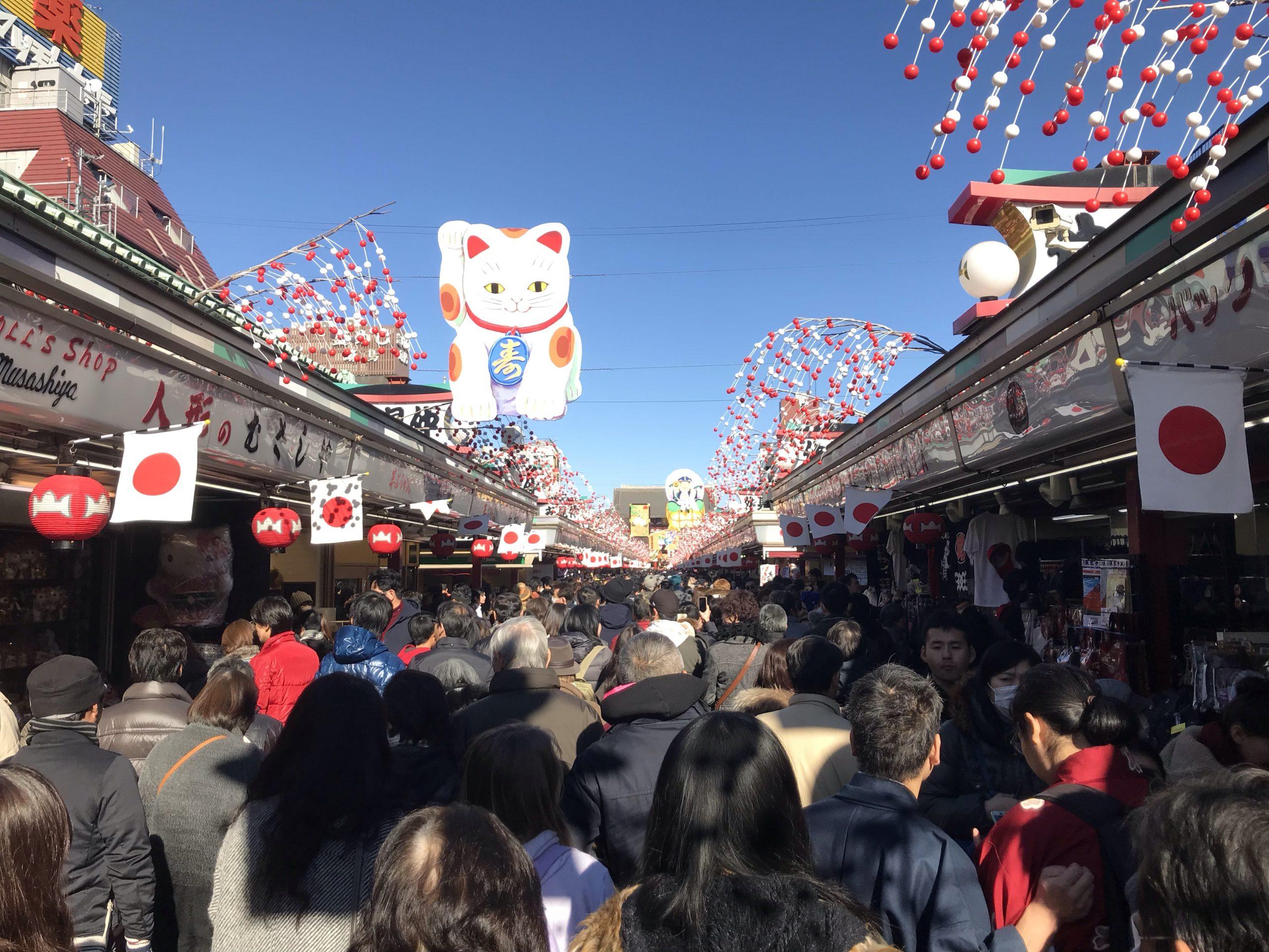 「東京の浅草から災害に強い・弱いエリアと危機管理の方法を紹介」のアイキャッチ画像