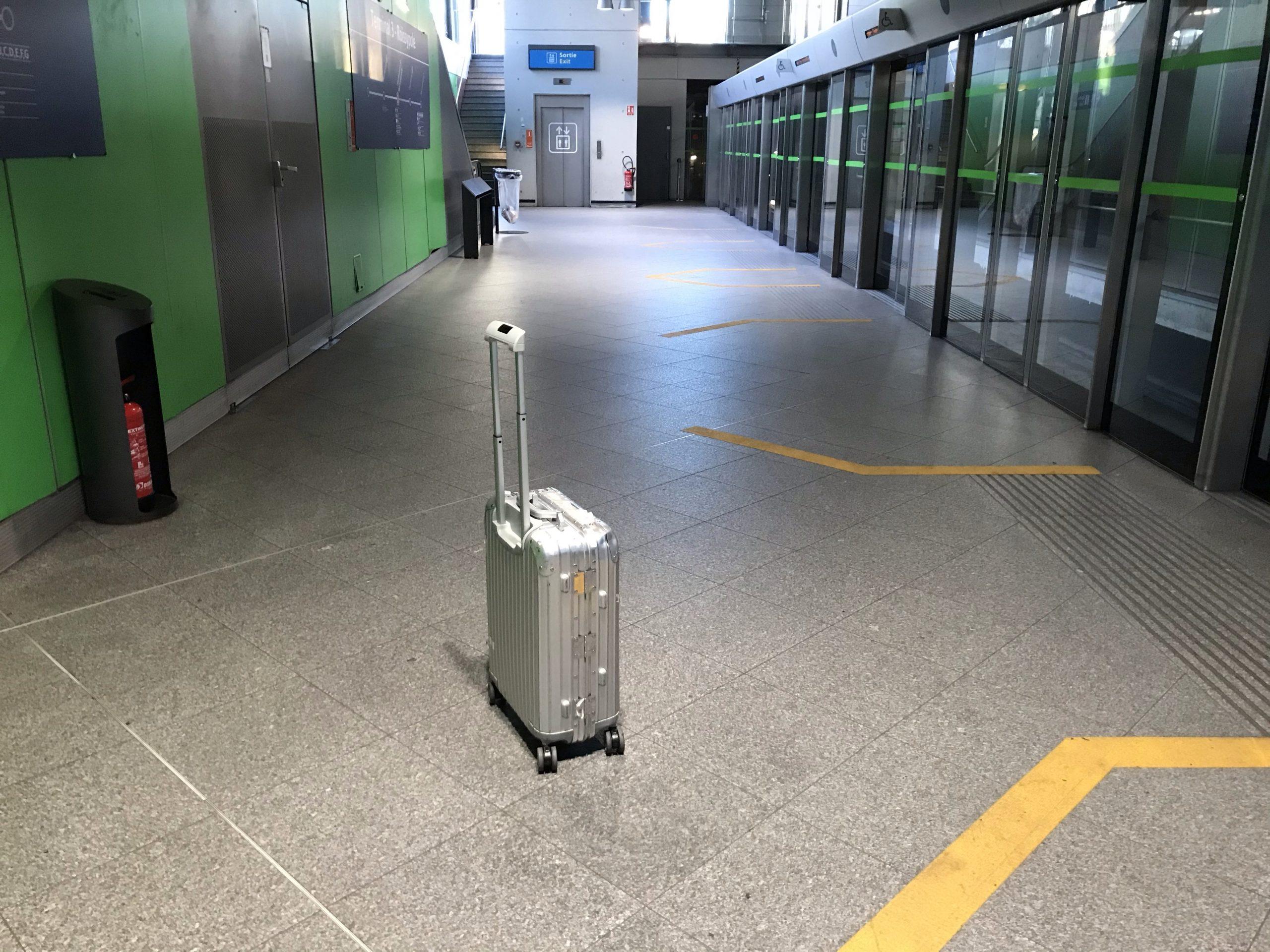 「ANA国際線 パリからの帰国にプレミアムエコノミー利用は快適?」のアイキャッチ画像