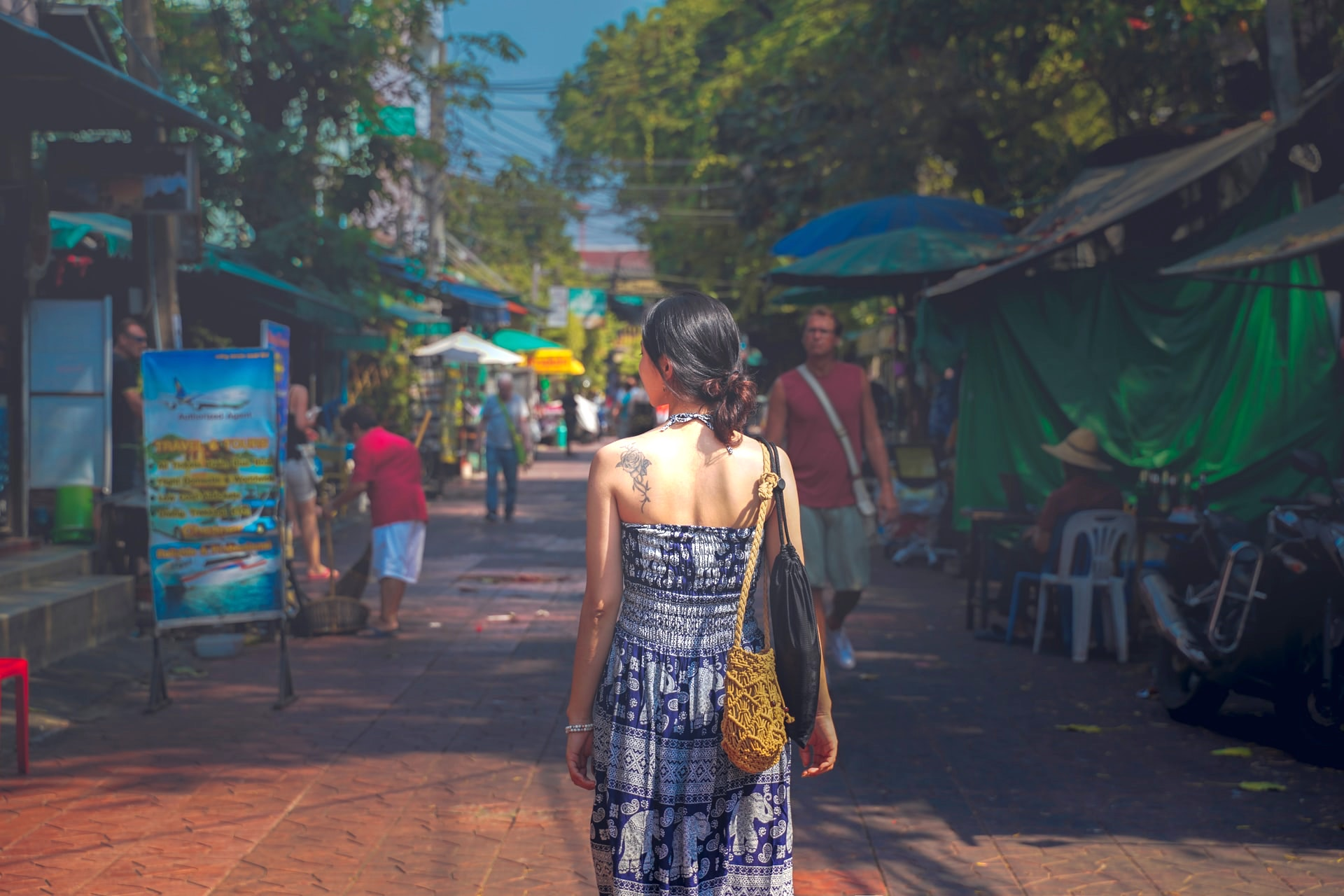 「初心者でも安心な海外旅行先!超おすすめのアジアの国4選!」のアイキャッチ画像